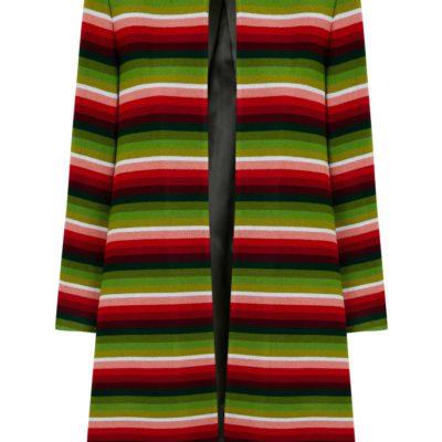 abrigo etnico Kolonaki
