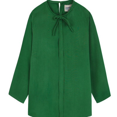 Carmen Green Shirt