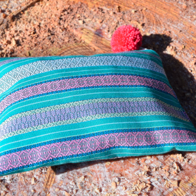Pouch Turquesa Loyo Collection