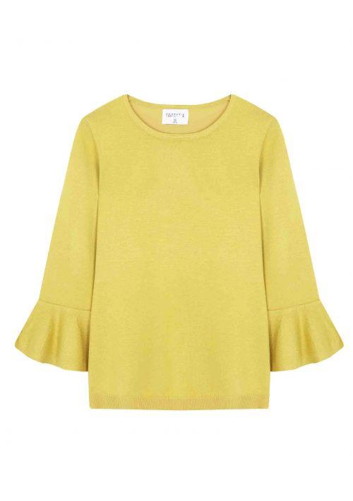 jersey-amarillo-manga-campana-compañia-fantastica