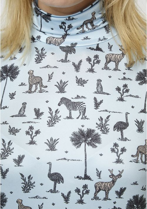 camiseta-cuello-alto-safari-compañia-fantastica