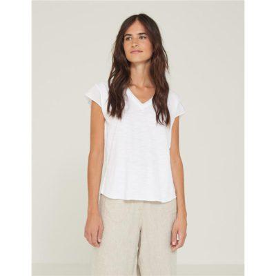 camiseta-cuello-pico-blanca-yerse