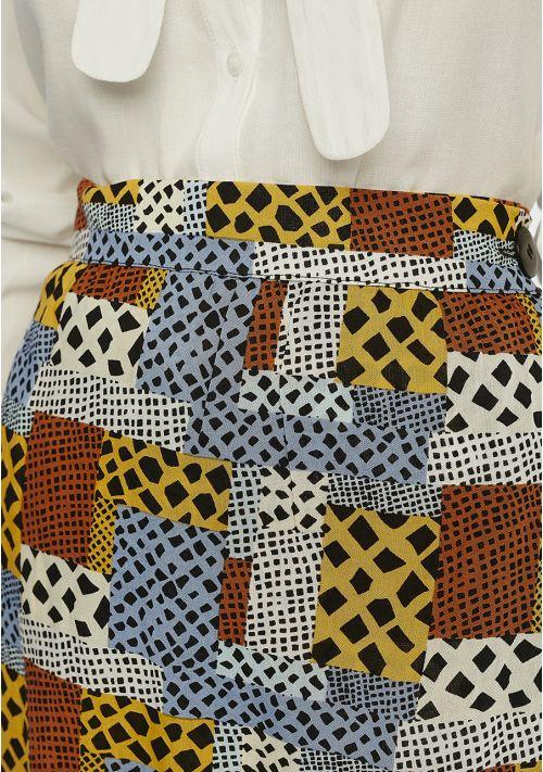 falda-midi-estampado-tribal-africano-compañia-fantastica