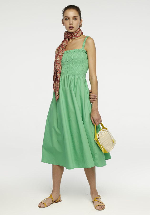 vestido-midi-verde-tirantes-compañia-fantastica