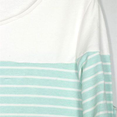 camiseta-felpa-rayas-aguamarina-una-caja-de-botones